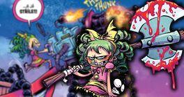 Deadpool v dětském těle, to je komiks Nesnáším Pohádkov
