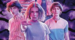 Stranger Things představuje nové postavy, chystá zábavní park a prodává merch