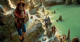 Rodinná komedie 'Ohana: Rodina je poklad přinese divákům Netflixu atmosféru letního dobrodružství už koncem ledna