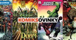 KOMIKSOVINKY: Marvel pre říjen 2020, časť 2