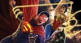Animovaný film Injustice kopírující události z komiksů i her dorazí již v říjnu