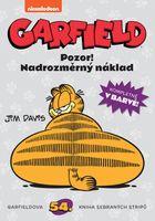 Garfield 54: Pozor! Nadrozměrný náklad