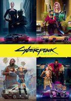 Svět hry Cyberpunk 2077
