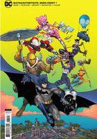 Batman/Fortnite: Bod Nula