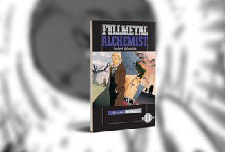 Oblíbená akční manga Fullmetal Alchemist je zpět!