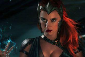 Amber Heard sa v druhom Aquamanovi vráti