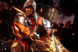 Animovaný film Mortal Kombatu bude pořádně brutální
