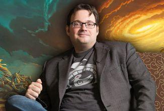 Brandon Sanderson dobyl Kickstarter během tří minut, dopsal knihu a připravuje scénář