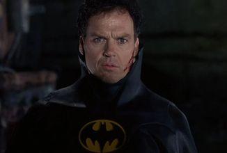 Vráti sa Michael Keaton ako Batman?