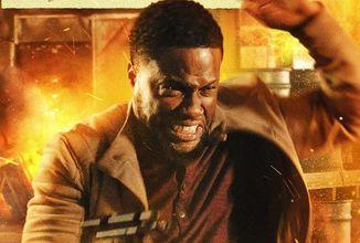 Kevin Hart sa túži stať akčným hrdinom v Quibi filme Die Hart