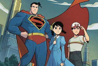 Superman bojuje po boku čínskych imigrantov proti Ku Klux Klanu