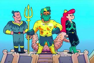 Chybí vám Aquaman? Žádný strach, brzy se budete moct podívat na jeho bláznivější verzi