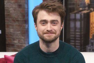 Filmový Harry Potter Daniel Radcliffe číta prvú kapitolu knižného Harryho Pottera