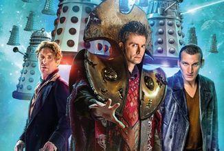 Poznáme príbeh eventu Time Lord Victorious z Doctora Who