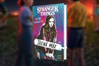 Třetí román ze série Stranger Things míří do Česka