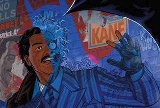 Minisérie Batman 89, která se odehrává ve světě Burtonových filmů, se ukazuje na prvních obrázcích