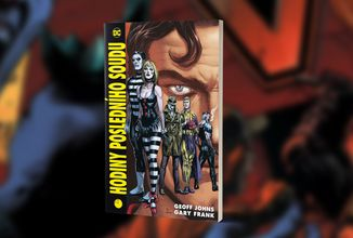 Sequel k Watchmen, samostatný příběh, ale také spin off DC Rebirth