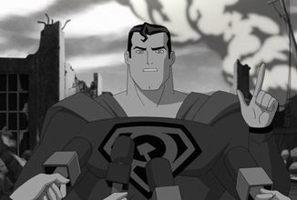 Superman: Rudá hvězda v novom videu