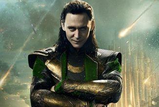 Seriálová verze Lokiho bude hledat sebe sama a ztrácet kontrolu