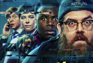 Truth Seekers je hororová komédia od Simona Pegga a Nicka Frosta