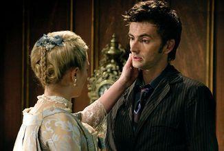 Madamme de Pompadour v nečakanom pokračovaní desiateho Doctora priamo od Moffata