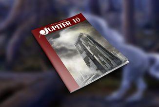 Slovenský sci-fi a fantasy časopis Jupiter sa vracia po úspešnom Startovači