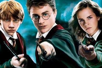 HBO Max připravuje hraný seriál ze světa Harryho Pottera
