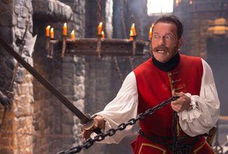 Zlé fantasy s Jackiem Chanom a Arnoldom Schwarzeneggerom mieri do digitálnej distribúcie