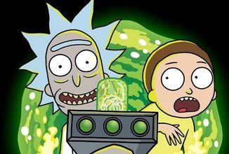 Adult Swim si objednal ďalších 70 epizód Ricka a Mortyho