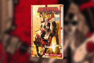 Deadpool řeší nemilé patálie Doctora Strange ve třetím svazku série Deadpool, miláček publika
