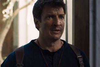 Nathan Fillion si zahrál v novém Uncharted fanouškovském filmu