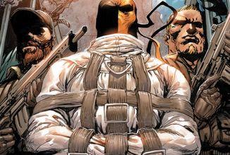 Scénárista komiksového Deathstroka potvrdil neoficiální Deadpool crossover