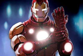 Komiksový Iron Man sa ukazuje v novom reboote