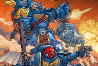 Marvel sa pustil do Warhammer 40K v novom komikse o Marneusovi Calgarovi