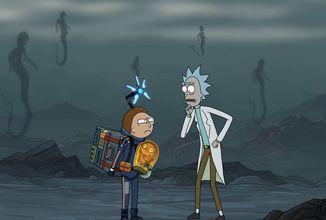 Skvělá reklama na Death Stranding od autorů Ricka a Mortyho. Kojima chce kromě her fušovat i do filmů