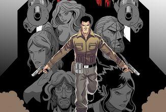 Druhý díl komiksu Hustej nářez byl odložen na neurčito