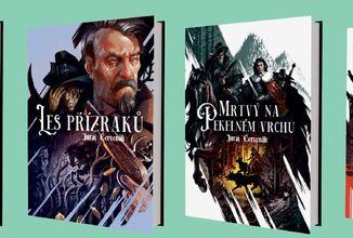 Argo připravuje nové vydání příběhů Barbariče a Steina