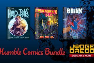 Výhodný komiksový balíček právě teď na Humble Bundle