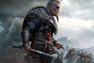 Assassin's Creed Valhalla odhaluje herce pro hlavního hrdinu