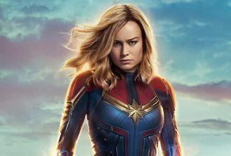 Filmová Captian Marvel Brie Larson si založila YouTube kanál a už teraz čelí kritike