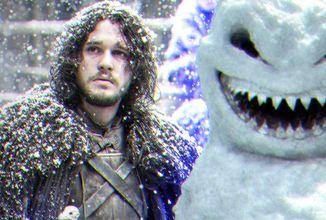 Hororové filmy se Sněhem