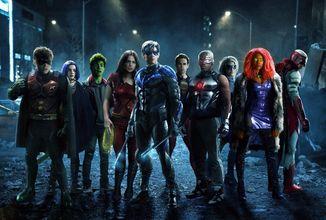 Do seriálu Titans prichádzajú nové postavy