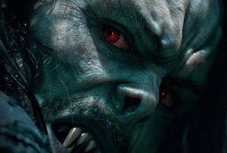 Jared Leto jako ikonické monstrum v první upoutávce na film Morbius