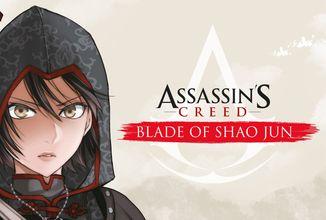 Druhá Assassin's Creed manga konečně v angličtině