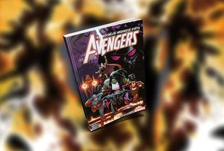 Oblíbené seskupení Avengers bude ve třetím svazku hledat Draculu