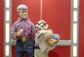 George Lucas se dočká dokumentu a akční figurky