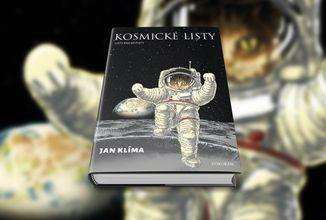 Fyzik Jan Klíma spojil humoristický román se sci-fi povídkami v jeho novém titulu Kosmické listy: Listy pro scifisty