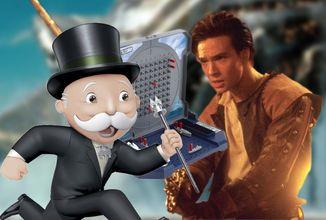 5 filmov podľa spoločenských hier
