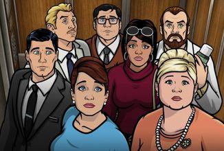 Jedenáctá série Archera odsunuta kvůli koronaviru