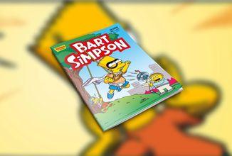 Bart Simpson versus nebezpečně inteligentní opice